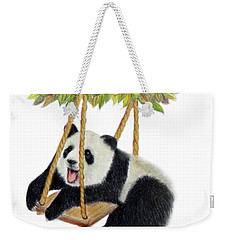 Playing Weekender Tote Bag by Phyllis Howard