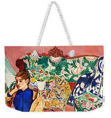 Playing With Henri Matisse Weekender Tote Bag