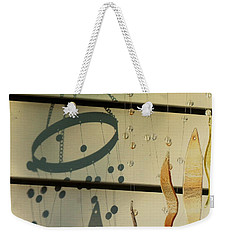 Playing With Shadows And Sunlight Lets Dance -loganville Georgia Weekender Tote Bag