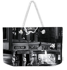 Playwright Celtic Pub Weekender Tote Bag