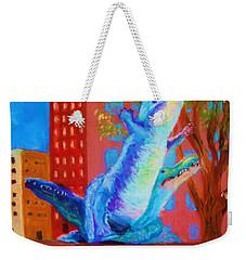 Plaza Weekender Tote Bag