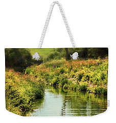 Pleasant Creek Weekender Tote Bag