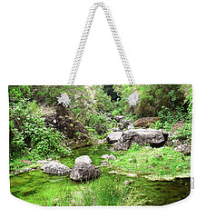 Pleasant Nature Weekender Tote Bag