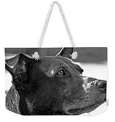 Please? Weekender Tote Bag
