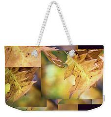 Pleasures Of Autumn -  Weekender Tote Bag