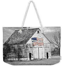 Pledge Of Allegiance Crib Weekender Tote Bag