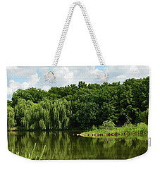 Plein Air Weekender Tote Bag