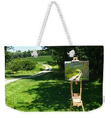 Plein Air Painter's Studio Weekender Tote Bag