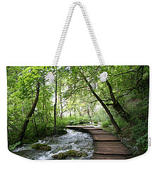 Plitvice Lakes National Park Weekender Tote Bag