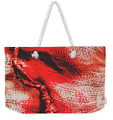 Plucking Out The All Seeing Eye Weekender Tote Bag