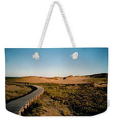 Plum Island Dunes Weekender Tote Bag