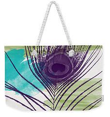 Plumage 2-art By Linda Woods Weekender Tote Bag