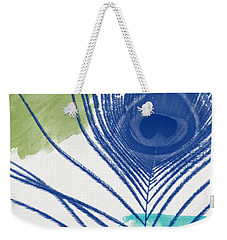 Plumage 3- Art By Linda Woods Weekender Tote Bag