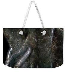 Plumed Serpent Weekender Tote Bag by William Horden