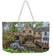 Plymouth Grist Mill Weekender Tote Bag