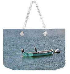 Plymouth Peace Weekender Tote Bag