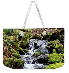 Pnw Forest Weekender Tote Bag