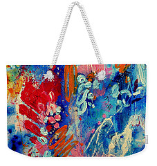 Pocket Full Of Horses 4 Weekender Tote Bag
