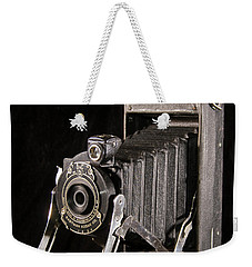 Pocket Kodak Series II Weekender Tote Bag by Michael Peychich