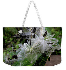 Pods Wide Open Weekender Tote Bag