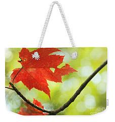 Poesie D'automne  Weekender Tote Bag by Aimelle