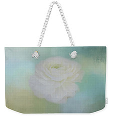 Weekender Tote Bag featuring the photograph Poetry Dreams by Kim Hojnacki