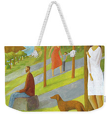 Poets Hill Weekender Tote Bag by Glenn Quist