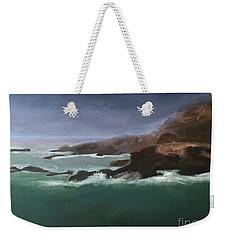 Point Lobos Monterey Weekender Tote Bag