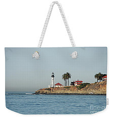 Point Loma Lower Lighthouse Weekender Tote Bag