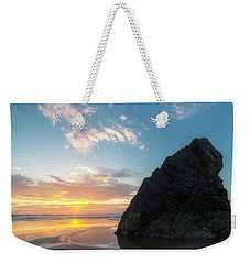Weekender Tote Bag featuring the photograph Point Meriwether by Ryan Manuel