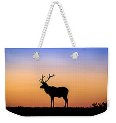 Point Reyes Elk Weekender Tote Bag