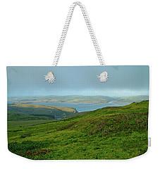 Point Reyes Overlooking Tomales Bay Weekender Tote Bag