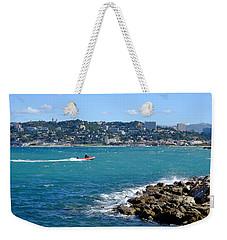 La Pointe Rouge Marseille Weekender Tote Bag