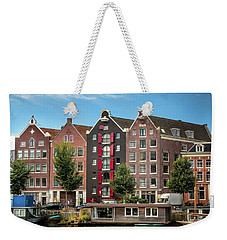 Pointing To The Sky Weekender Tote Bag