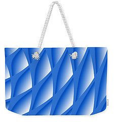 Points Abstract Colour Choice Weekender Tote Bag