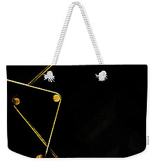 Points Lines And Planes 1 Weekender Tote Bag by James Aiken