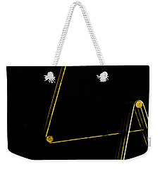 Points Lines And Planes 6 Weekender Tote Bag by James Aiken