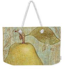 Poire Weekender Tote Bag