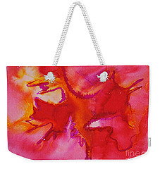 Poisonous Beauty Weekender Tote Bag
