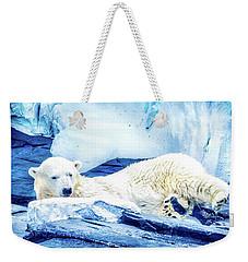 Polar Weekender Tote Bag