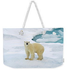 Polar Gaze Weekender Tote Bag