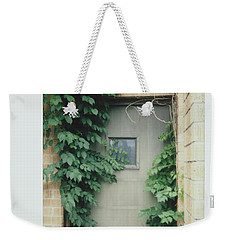 Polaroid Image-ivy In The Doorway Weekender Tote Bag