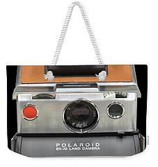 Polaroid Sx-70 Land Camera Weekender Tote Bag