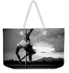 Pole Dance 1 Weekender Tote Bag