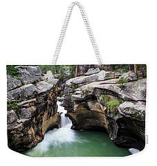 Polished Rock Weekender Tote Bag