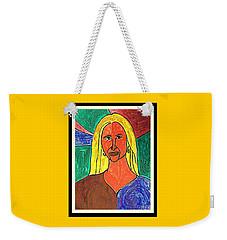 Politicats Copyright Dad Is Making America Great Signed Ivanka Trump Weekender Tote Bag