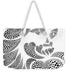 Polkadot Lover Original Weekender Tote Bag by Hye Ja Billie
