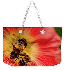 Pollination Weekender Tote Bag by Verena - Timschenko