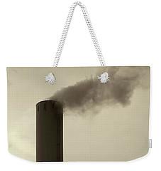 Pollution Weekender Tote Bag