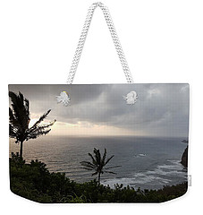 Pololu Valley, Hawaii Weekender Tote Bag
